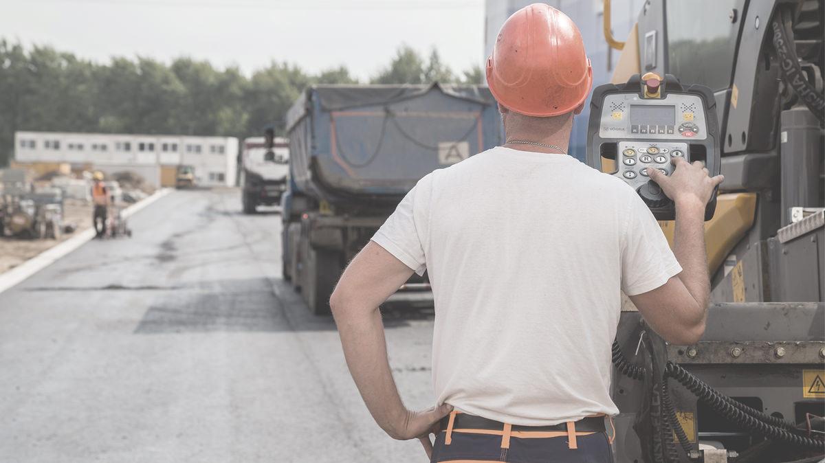 Baudokumentation Foto Straßenbau RAW Bild ohne Bildbearbeitung